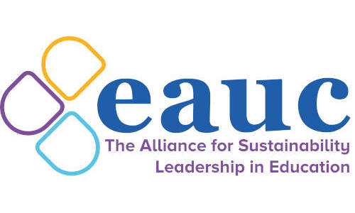 Environmental Association of Universities and Colleges (EAUC) Logo