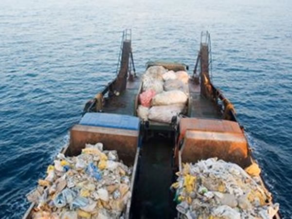 EU Ban on shipping unsorted Plastic Waste