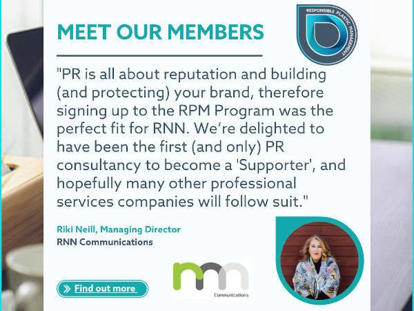 RPM Meet our Member Series - RNN Communications